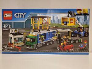 LEGO City (60169) Cargo Terminal - New in Sealed Box!
