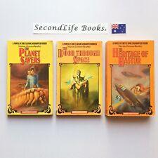 x3 Vintage DARKOVER Novels ~ Marion Zimmer Bradley. Sci Fi Fantasy. Planet Space