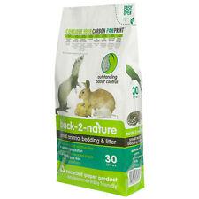 Back 2 Nature Paper Bedding & Litter 30L x 1. Rabbit Bedding  (FIB006)