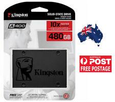 "Kingston SSD 480GB A400 HDD Solid State Drive Laptop SSD Drive 2.5"" SATA III"
