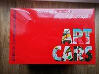 BMW Miniatur Art Car John Baldessari M6 GTLM 1:18 Kyosho **LIMITED EDITION*NEW*
