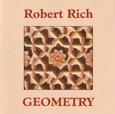 robert rich - geometry  -  (spalax FRA ) CD