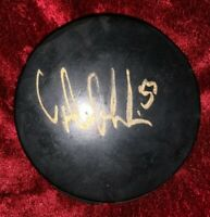 SIGNED Autographed OFFICIAL NHL Players PUCK
