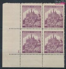 Bohemen en Moravië 27 met Nummerplaat postfris MNH 1939 Ruttenberg (9310249