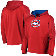 Montreal Canadians Hoodie Men's (Size L) NHL Therma Base Hoodie - New