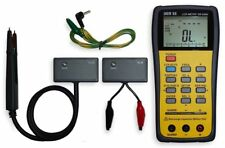DER EE DE-5000 High Accuracy Handheld LCR Meter TL-21 TL-22 & TL-23 Japan F/S