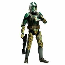 New SideShow Militaries Of Star Wars Commander Gree 1:6 Plastic From Japan