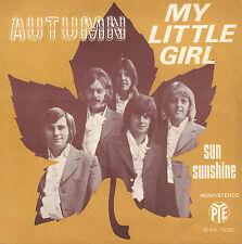"AUTUMN – My Little Girl (1971 VINYL SINGLE 7"" FRANCE)"