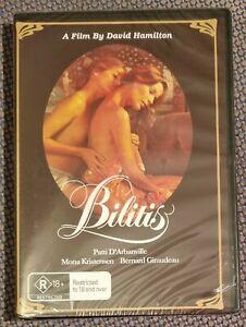 BILITIS 70s Romantic Drama BSV DVD R0 NTSC NEW/Sealed David Hamilton