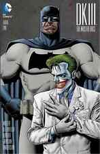 DARK KNIGHT III THE MASTER RACE 1 BOLLAND 3rd THIRD EYE COLOR VARIANT NM