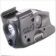 Streamlight TLR-6 White LED Light and Red Laser for SA XD Flashlight - Black