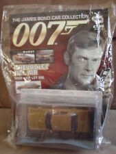 James Bond Car Collection #124 CHEVROLET BEL AIR IN DELIVERY PACKAGING