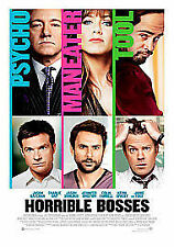 Horrible Bosses - Totally Inappropriate Edition (Blu-ray, 2011)
