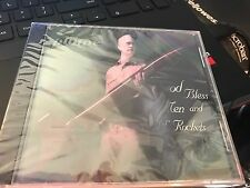 "Plume ""God Bless Men And Their Rockets"" cd SEALED"