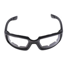 Wind Resistant Sunglasses Extreme Sports Motorcycle Riding Glasses Clear