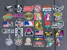 WELDER 30+ Hard Hat Stickers Toolbox Decals, Welding Helmet, Hood, Weld
