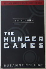 """SUZANNE COLLINS """"The Hunger Games"""" ADVANCE REVIEW COPY"""