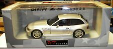 UT MODELS - BMW Z3 - COUPE 2.8 - SILVER- RARE -