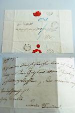 Dokumente Autograph Handschrift Briefumschlagblatt Von Johann Gottlob Schneider Um 1840 Antiquitäten & Kunst