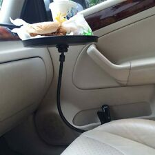 Portable Car Auto Clip Holder Tray Table Desk Cup Stand For Food Phone Stand