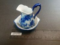 Vintage Miniature Japanese Vase #1