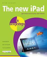 """""""VERY GOOD"""" The New iPad In Easy Steps, Provan, Drew, Book"""