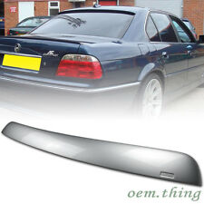PAINTED BMW E38 4DR RAER ROOF SPOILER WING 7-SERIES 95-01 740i 735i 750iL
