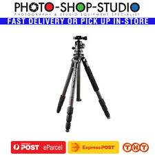 Benro Classic Tripod Carbon Fiber Kit C1580TB1 Arca Swiss Ball Head SLR Photos