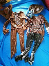 boys star wars bundle fancy dress outfits 9 - 10 years