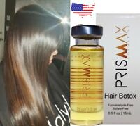 X1 PRISMAX Nourishing SHOCK BTOX - Creamy Hair Treatment (1 Units) 15cc/0.5oz