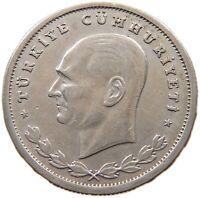 TURKEY 100 KURUS 1934 RARE #t90 423