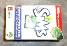 The Sims 2 Guide Books Prima Official Game Guide Set Strategy Cheats 2007