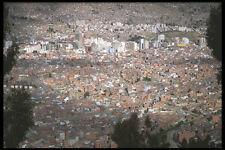 459024 La Paz Bolivia A4 Photo Print