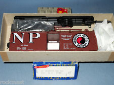 5744_MDC ROUNDHOUSE NORTHERN PACIFIC 40 FT HO SCALE BOXCAR UNASSEMBLED KIT  NOS