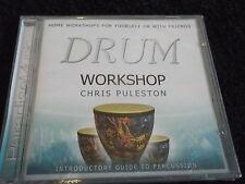 CD Drum Workshop da Chris puleston una guida introduttiva a percussione
