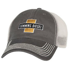 cummins dodge ball cap hat diesel cross mesh hat truckers logo vintage embroider