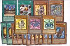 Yugioh Crystal Beast Deck Upgrade Builder Lot 44 Cards