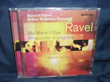 Ravel - Orchestral Works -Boston SO / Haitink