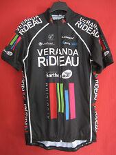 Maillot cycliste Team Véranda Rideau Sarthe Pro Look 2010 - XL