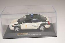 . ALTAYA IXO NISSAN PRIMERA AGRUPACION DE TRAFICO GUARDIA CIVIL 2007 MINT BOXED