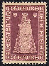 Liechtenstein Mi. Nº 197 cachet Mi. valeur 110 € (6355)