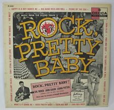 Rock, Pretty Baby Music From Soundtrack LP Vinyl DG Original DL 8429 Jimmy Daley