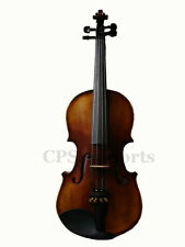 SEMI FLAMED CONCERT INTERMEDIATE VIOLIN SET 3/4 w/LOTS OF FREE GIFTS