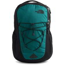 North Face Jester Mens Womens Green Rucksack Backpack School Work Laptop Bag