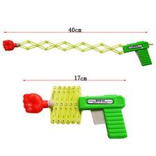 Electric Shock Gun Pistol Revolver Handgun Shocking Prank Trick Funny Toy Gift