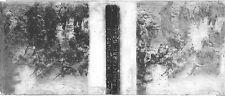 Poste de secours de Froideterre Verdun guerre 14-18  Photographie stéréoscopique