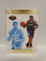 2007-08 Topps Co-Signers Allen Iverson Marcus Camby 77/89 #3