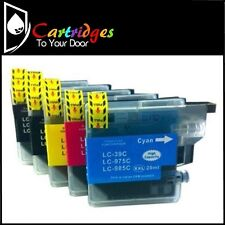 Premium Compatible XL Inkjet 5 Cartridge Set LC-39 / LC39 For Brother Printers