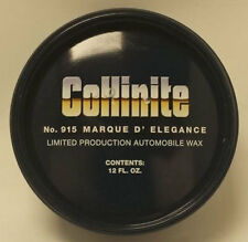 Collinite 915 Marque D'Elegance Carnauba Auto Wax 12oz Can