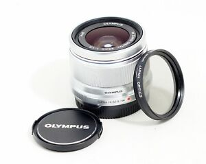 Olympus M.Zuiko Digital 25mm F1.8 Lens Micro Four Thirds MFT Pen Om-D E-M5 M10